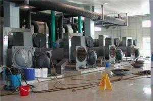 可口可乐冷凝器清洗工程