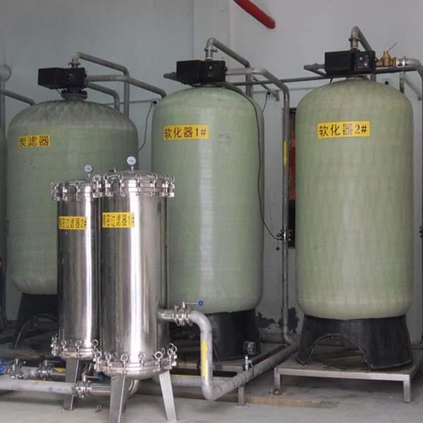 软化水设备机头