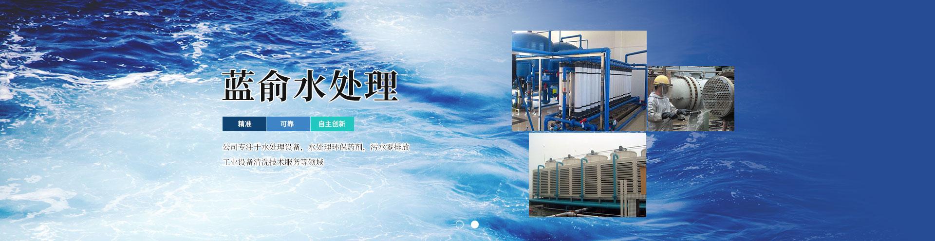 营口市蓝俞水处理工程有限公司